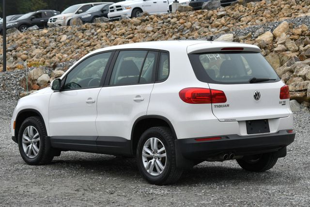 2014 Volkswagen Tiguan S Naugatuck, Connecticut 2