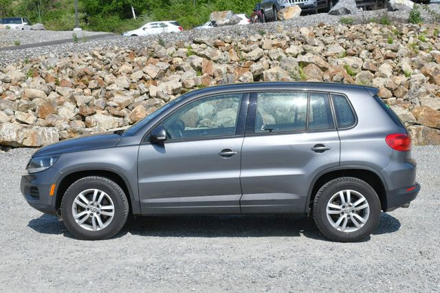 2014 Volkswagen Tiguan S Naugatuck, Connecticut 3