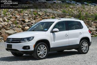 2014 Volkswagen Tiguan SE AWD Naugatuck, Connecticut