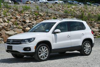 2014 Volkswagen Tiguan SE AWD Naugatuck, Connecticut 2