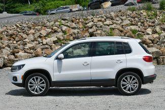2014 Volkswagen Tiguan SE AWD Naugatuck, Connecticut 3