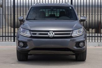 2014 Volkswagen Tiguan R-Line * 1-OWNER * Pano Roof * NAVI * BU Camera * Plano, Texas 6
