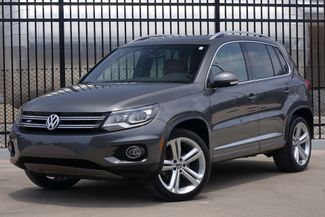 2014 Volkswagen Tiguan R-Line * 1-OWNER * Pano Roof * NAVI * BU Camera * Plano, Texas 1