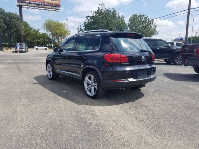 2014 Volkswagen Tiguan R-Line in San Antonio, TX 78233