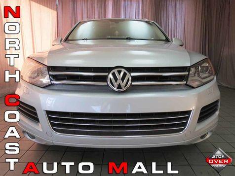 2014 Volkswagen Touareg Sport in Akron, OH