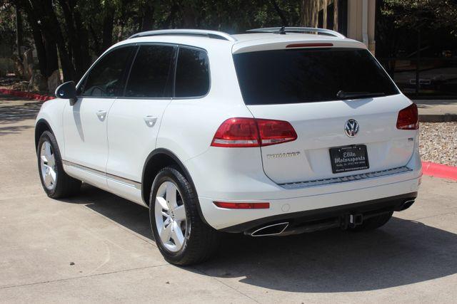 2014 Volkswagen Touareg Lux Austin , Texas 2