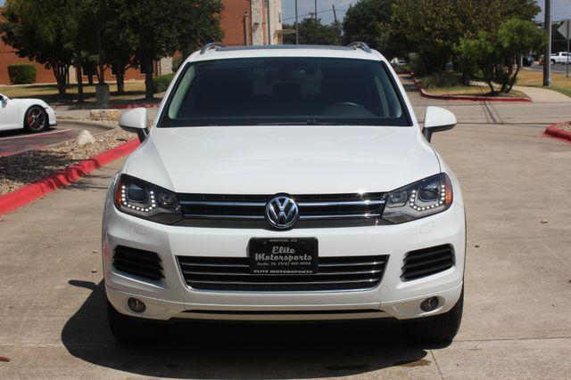 2014 Volkswagen Touareg Lux Austin , Texas 7