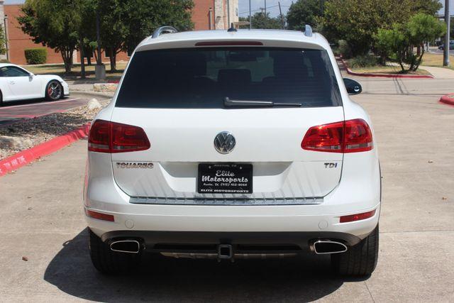 2014 Volkswagen Touareg Lux Austin , Texas 3