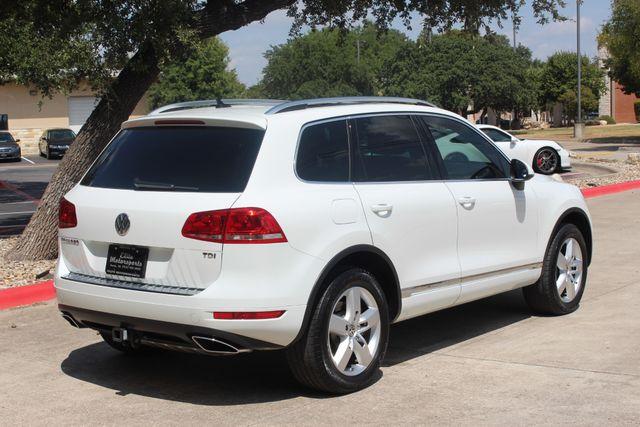 2014 Volkswagen Touareg Lux Austin , Texas 4