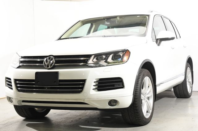2014 Volkswagen Touareg Exec TDI
