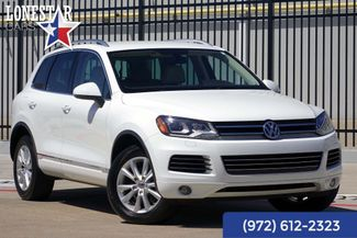 2014 Volkswagen Touareg Sport Clean Carfax Leather AWD in Plano Texas, 75093