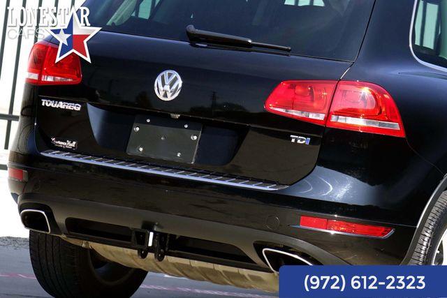 2014 Volkswagen Touareg Sport TDI Clean Carfax Leather Navigation Diesel in Carrollton, TX 75006