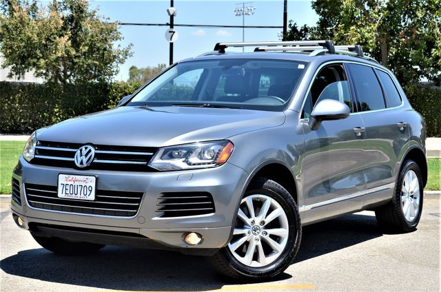 2014 Volkswagen Touareg Sport Reseda, CA 14