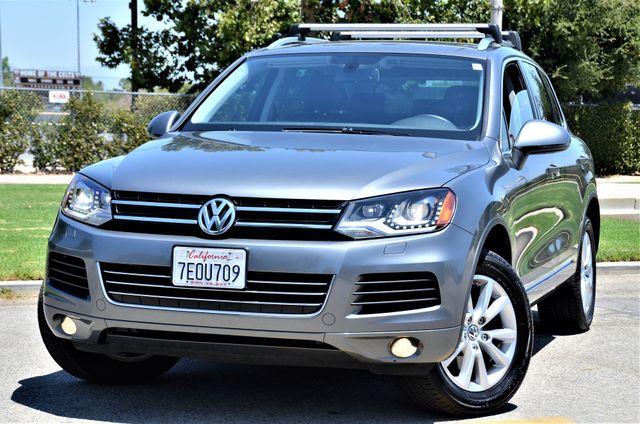 2014 Volkswagen Touareg Sport Reseda, CA 1