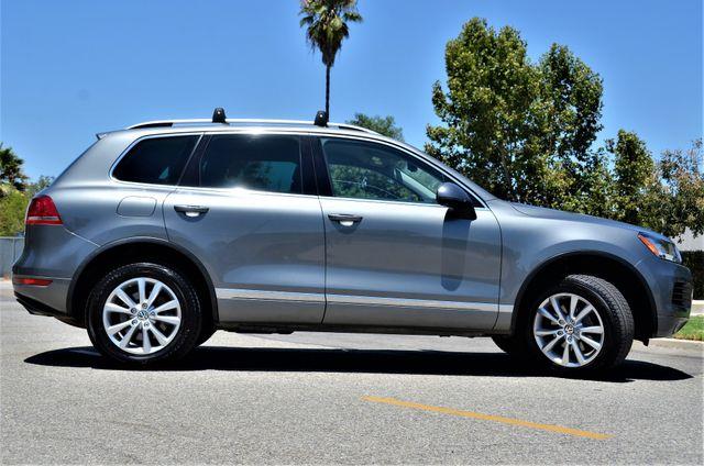 2014 Volkswagen Touareg Sport Reseda, CA 5