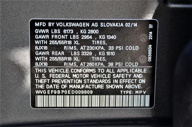 2014 Volkswagen Touareg Sport Reseda, CA 29