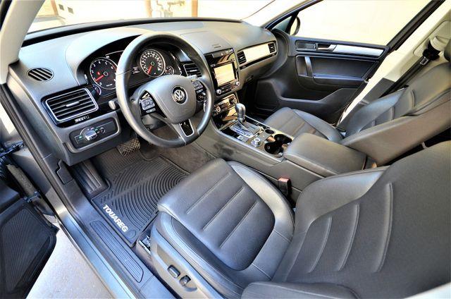 2014 Volkswagen Touareg Sport Reseda, CA 39