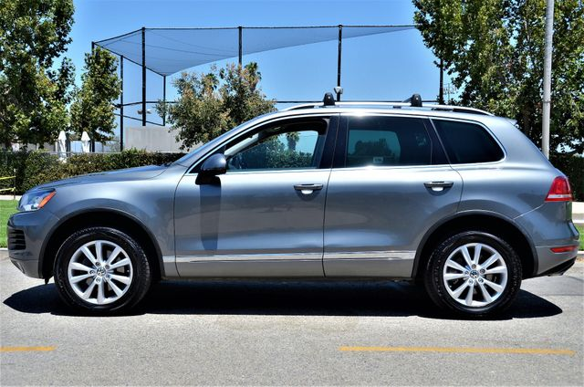 2014 Volkswagen Touareg Sport Reseda, CA 4