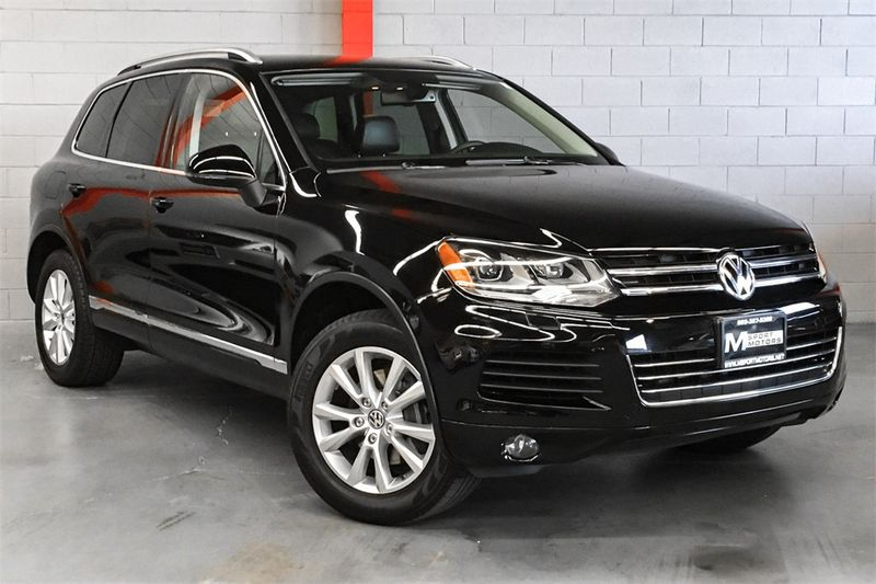2014 Volkswagen Touareg Sport  city CA  M Sport Motors  in Walnut Creek, CA