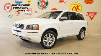 2014 Volvo XC90 SUNROOF,BLIS,LEATHER,3RD ROW,78K,WE FINANCE in Carrollton, TX 75006