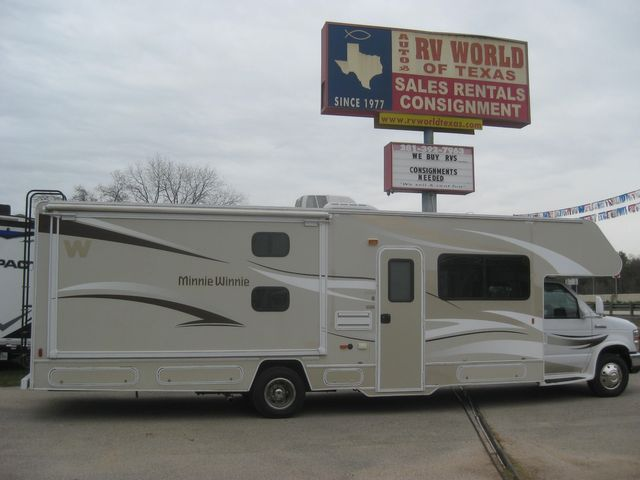 2014 Winnebago FOR RENT-MINNIE WINNIE Bunk House-WF331H