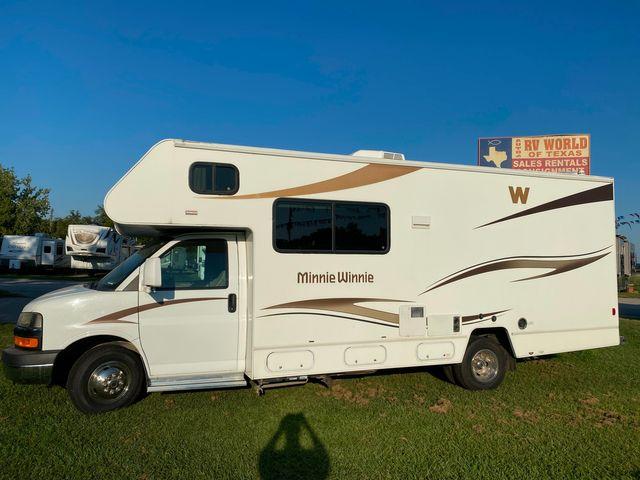 2014 Winnebago MINNIE WINNIE in Katy, TX 77494