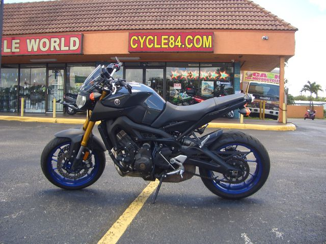 2014 Yamaha FZ09 in Davie, FL 33324