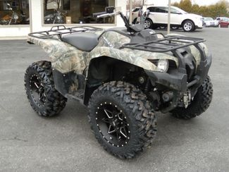 2014 Yamaha Grizzly 700 FI Auto 4x4 EPS in Ephrata, PA 17522