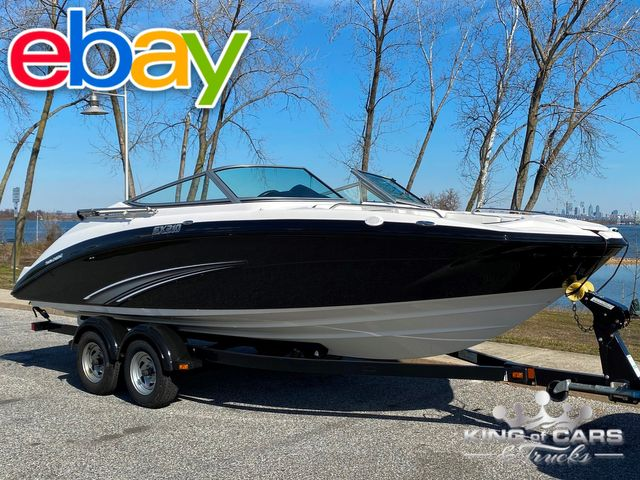 2014 Yamaha SX210 JET BOAT TWIN HIGH OUTPUT