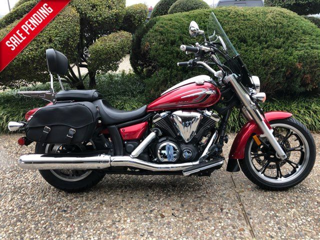 2014 Yamaha V Star 950 Tourer in McKinney, TX 75070