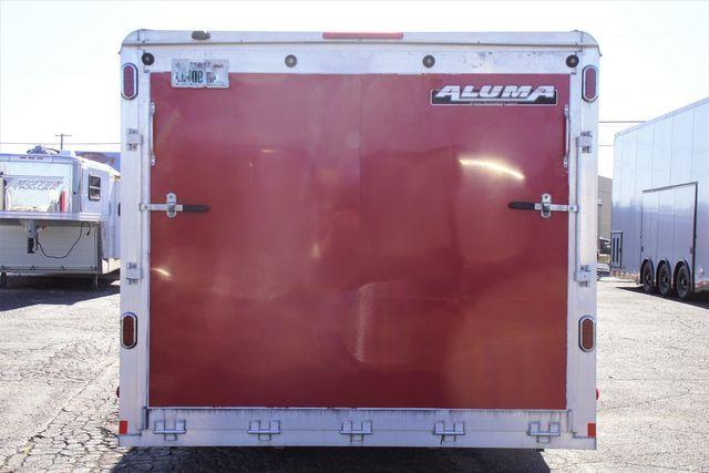 2015 Aluma 8x24 + 4' V-Nose in Fort Worth, TX 76111