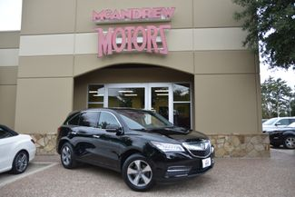 2015 Acura MDX AWD in Arlington, Texas 76013