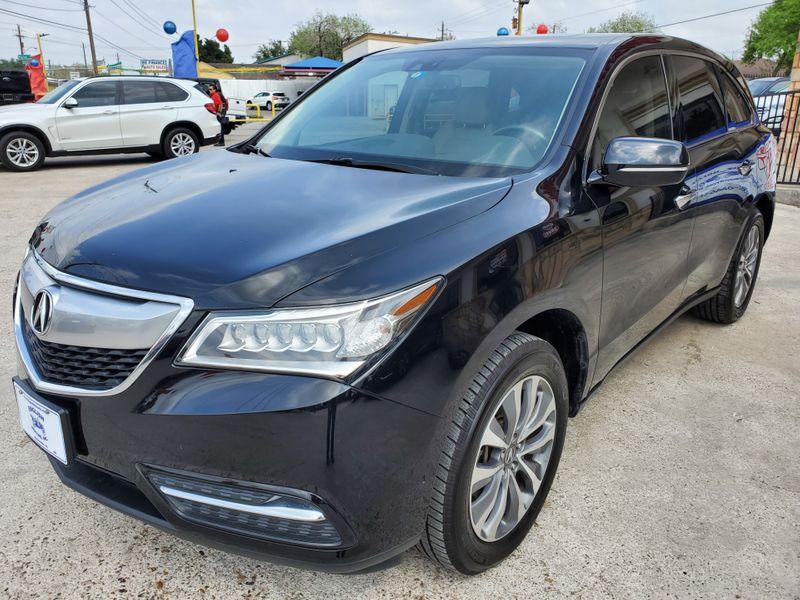 2015 Acura MDX Tech Pkg  Brownsville TX  English Motors  in Brownsville, TX