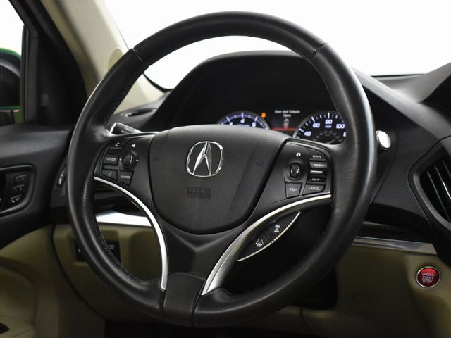 2015 Acura MDX 3.5L Advance Pkg w/Entertainment Pkg in McKinney, Texas 75070