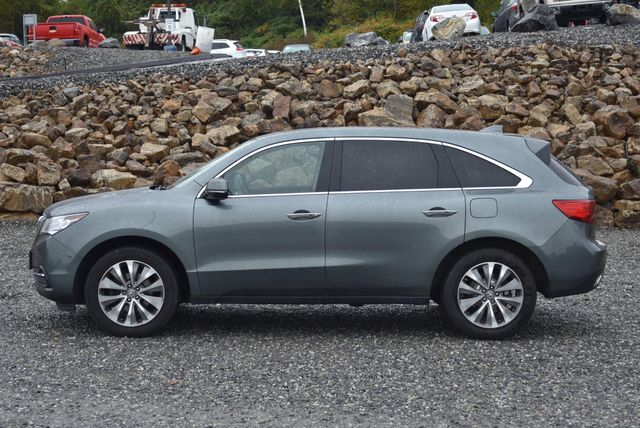 2015 Acura MDX Tech Pkg Naugatuck, Connecticut 1