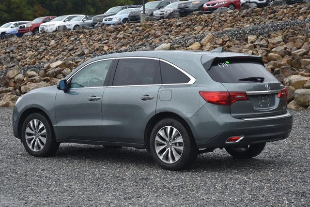 2015 Acura MDX Tech Pkg Naugatuck, Connecticut 2