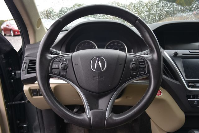 2015 Acura MDX Tech Pkg Naugatuck, Connecticut 20
