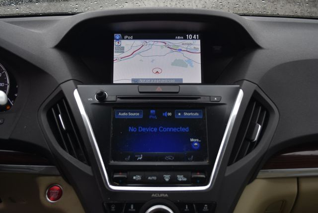 2015 Acura MDX Tech Pkg Naugatuck, Connecticut 23