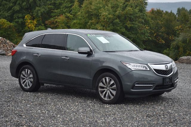 2015 Acura MDX Tech Pkg Naugatuck, Connecticut 6