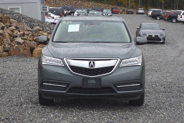 2015 Acura MDX Tech Pkg Naugatuck, Connecticut 7