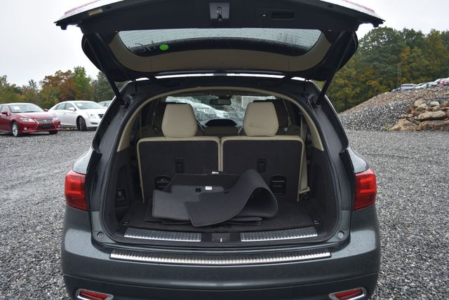 2015 Acura MDX Tech Pkg Naugatuck, Connecticut 10