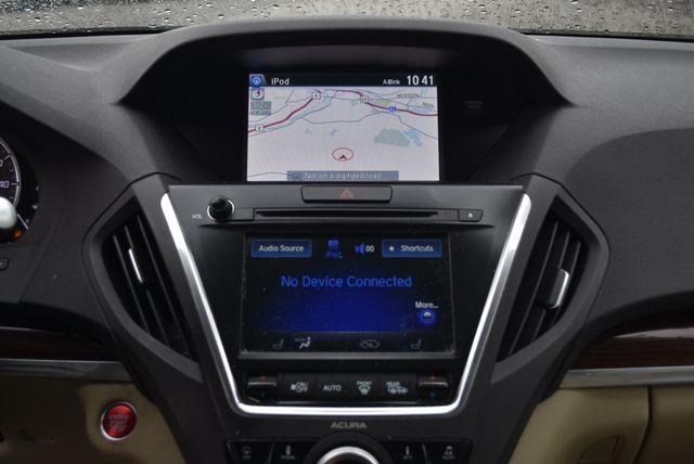 2015 Acura MDX Tech Pkg Naugatuck, Connecticut 23