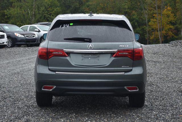 2015 Acura MDX Tech Pkg Naugatuck, Connecticut 3
