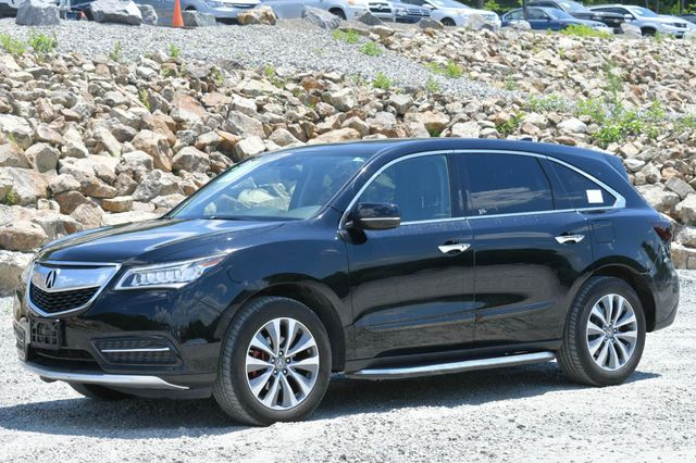 2015 Acura MDX Tech Pkg Naugatuck, Connecticut