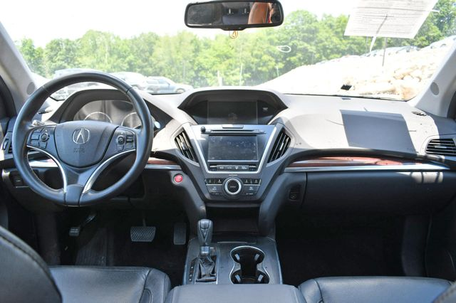 2015 Acura MDX Tech Pkg Naugatuck, Connecticut 17