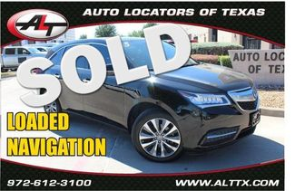 2015 Acura MDX Base   Plano, TX   Consign My Vehicle in  TX