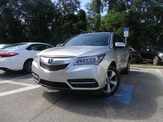2015 Acura MDX SH-AWD 7-PASSENGER SEFFNER, Florida