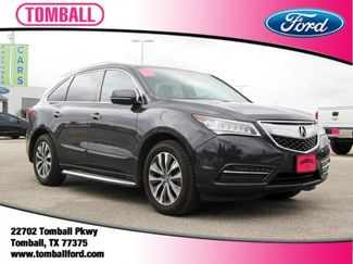 2015 Acura MDX Tech Pkg in Tomball, TX 77375