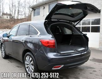 2015 Acura MDX Tech Pkg Waterbury, Connecticut 16