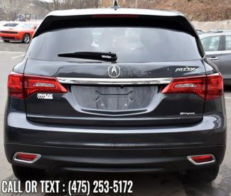 2015 Acura MDX Tech Pkg Waterbury, Connecticut 3